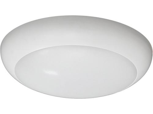 Disc Light, 11W, 90Cri , 2700K / 3000K / 4000K / 5000K Selectable, White DL7119CSWH by Maxlite