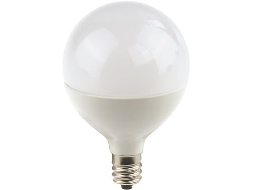 5W Dimmable G16.5 2700K E12 Base Gen 2 5G16.5DLED27/G2 by Maxlite