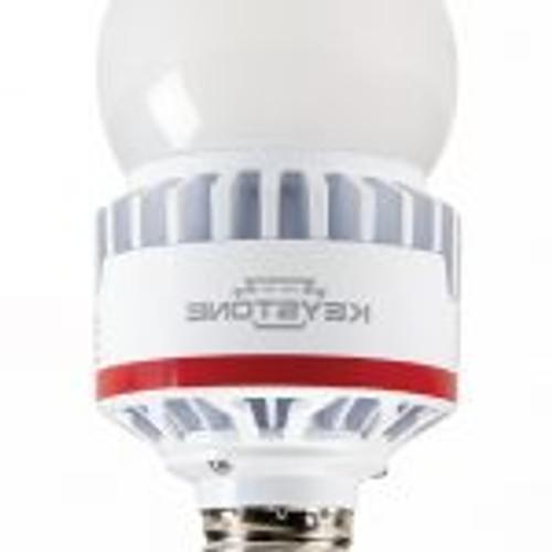 Keystone Technologies KT-LED25A23-O-E26-850 200W Equiv., 25W, 3600 Lumen, A23 Commercial, E26, ³80 CRI, Non Dimmable 3k/4k/5k A23 Light Bulbs