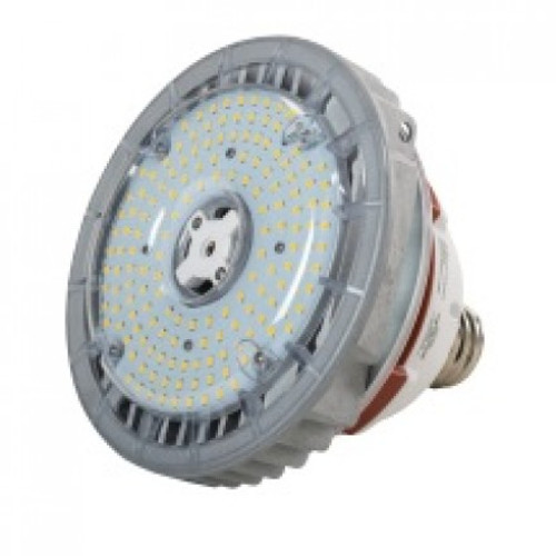 Keystone Technologies KT-LED80HID-V-E26-850-D /G2 80W, 9600 Lumen, 250W MH Equiv., IP40, Medium Base, Smart Port Tech! High Bay Light Bulb