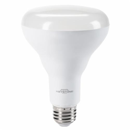 Keystone Technologies KT-LED9BR30-827 65W Equiv., 9W, 650 Lumen, BR 30, E26, ³80 CRI, Dimmable 27k/3k/35k/4k/5k Light Bulbs