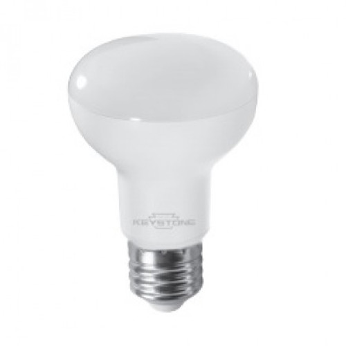 Keystone Technologies KT-LED7.5R20-830 50W Equiv., 7.5W, 525 Lumen, R20 E26, >80 CRI, Dimmable, 27k/3k/4k/5k Bulbs