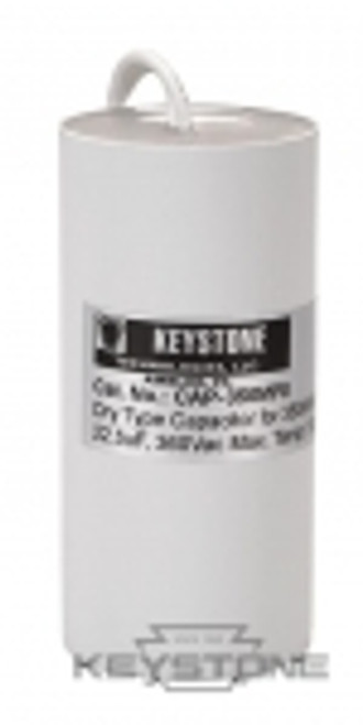 Keystone Technologies CAP-400HPS Capacitor for 400W HPS Quad, 55uF, 300V, Dry Film High Pressure Sodium Ballasts