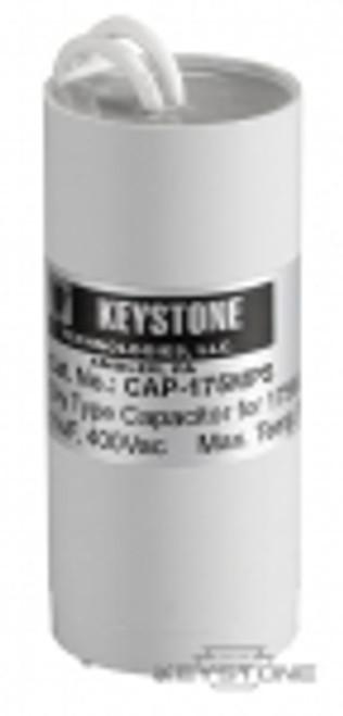 Keystone Technologies CAP-1000HPS Capacitor for 1000W HPS, 26uF, 525V, Oil Filled High Pressure Sodium Ballasts