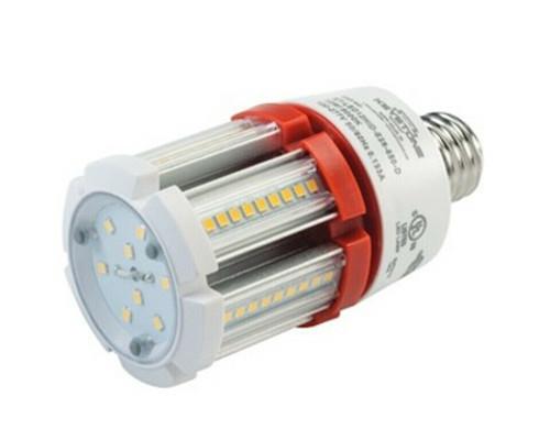 Keystone Technologies KT-LED18HID-E26-830-D 18W, 2500 Lumen, 70W MH Equiv., IP64, Medium Base LED Corn Lamps