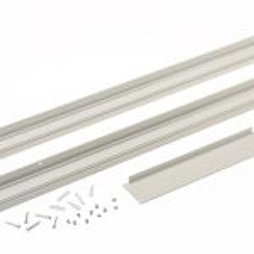 Keystone Technologies KT-PLED-SM-14-KIT Surface Mount Kit for 1x4 LEDÊPanelÊLights Flat Panel Light