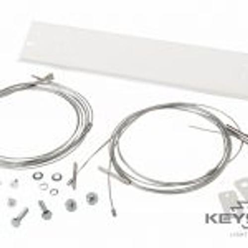 Keystone Technologies KT-HBLED-EM-BR-KIT EMRG LED Mounting Kit for LED Highbay Fixtures High Bay