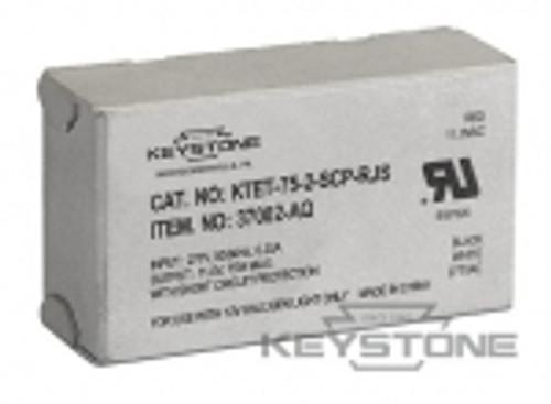 Keystone Technologies KTET-75-2-SCP-RJS 75W Transformer, 11V Output, With Studs Transformers