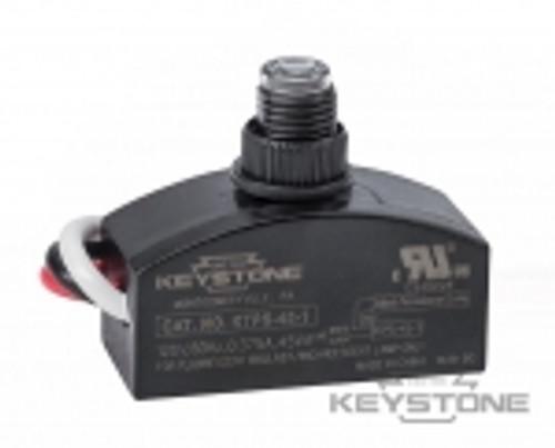 Keystone Technologies KTPS-45-1 Photocell, 45W Load, Small Form Factor Bluetooth Controls