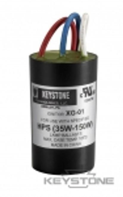 Keystone Technologies IGN-XG-01 Ignitor for 35-150W HPS High Pressure Sodium Ballasts