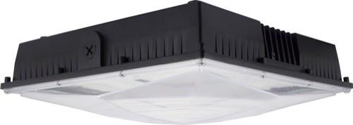NaturaLED FX13SCM60/840/BK 59W, 120-277V, 4000K, Black
