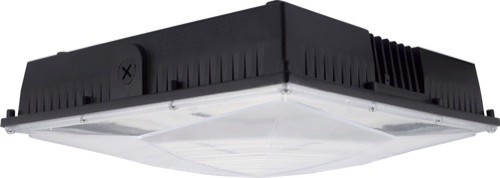 NaturaLED FX13SCM60/850/BK 59W, 120-277V, 5000K, Black