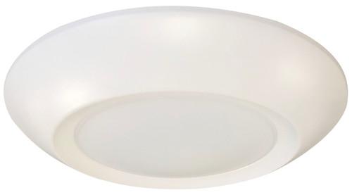 NaturaLED LED7FMC-96L9CCT5 12W, 120V, 2700K 3000K 3500K 4000K 5000K, White