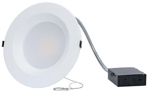 NaturaLED LED6CRL15SW-127L9CCT3/MV 10W 12W 15W, 120-277V, 3000K 4000K 5000K, White