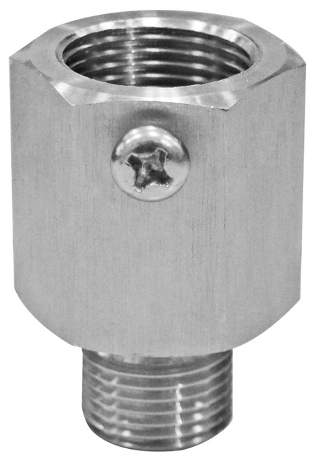 """NaturaLED ADP-1/2-3/4NPT 1/2"""" to 3/4"""" NPT Adaptor for Pendant Mount"""