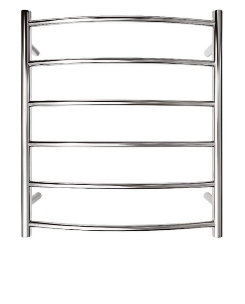 Warmup TW090 WarmUp HTR-090PC Chelsea 6S TW091 24x31, curved round tubes Polished Stainless 304 60W