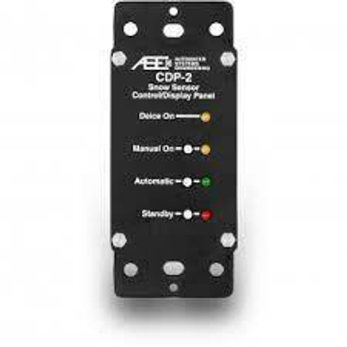 Warmup CDP-2 WarmUp ODC-CDP-2 Indoor Panel Control for DS series controllers Supplied with 12 CS-1 connection