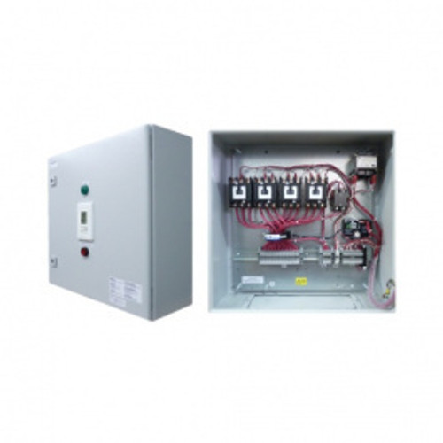 Warmup COMMBOX-600 WarmUp ODC-COMBOX600 Plug-and-Play outdoor controller with 4 x 50A/3pole contactors 100-600V rated with GFEP built-in protection AirSense sold separately