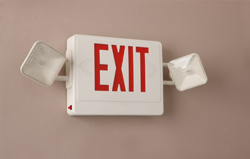 What Are the Differences between Emergency Lights and Exit Signs?
