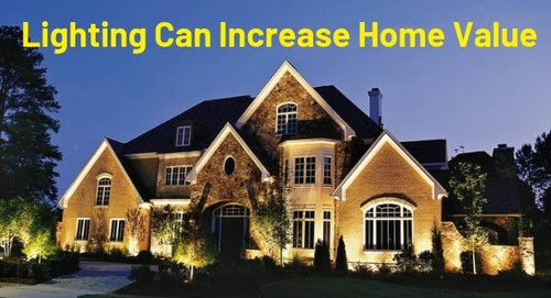 How Landscape Lighting Increases Home Value