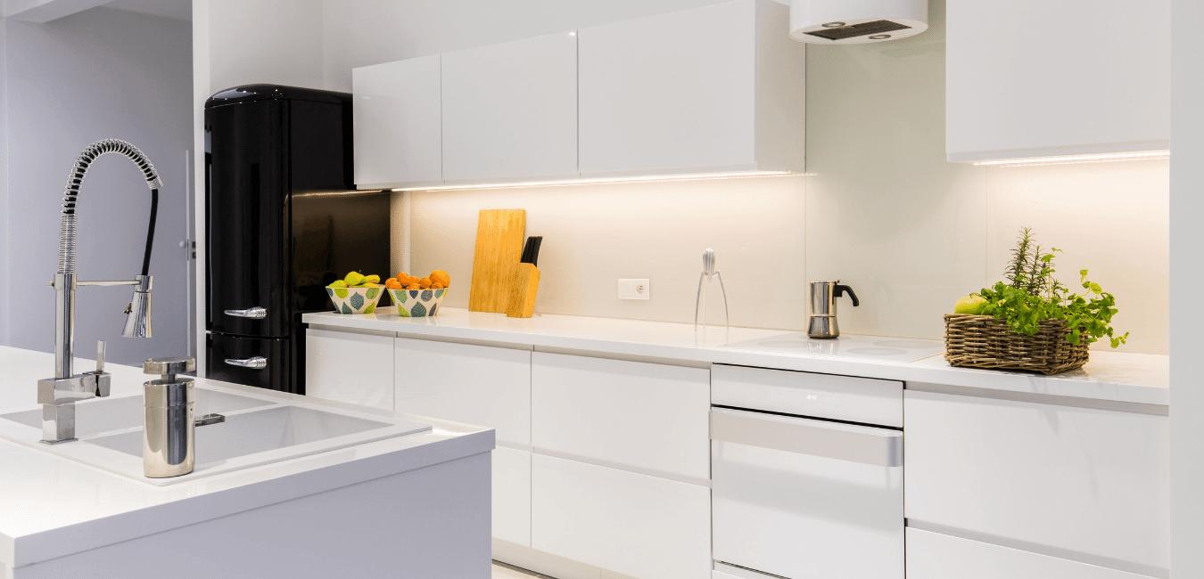 DIY Under Cabinet Lighting for Indoor & Outdoor Kitchens