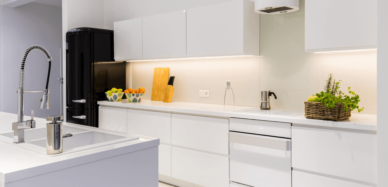 DIY Under Cabinet Lighting for Indoor & Outdoor Kitchens