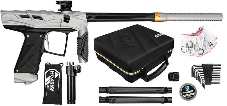HK VCOM T-REX Paintball Marker (Bob Long Gun) - Light Pewter