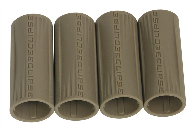 Planet Eclipse Shaft FL Rubber Barrel Sleeve - Lot of 4 - Tan