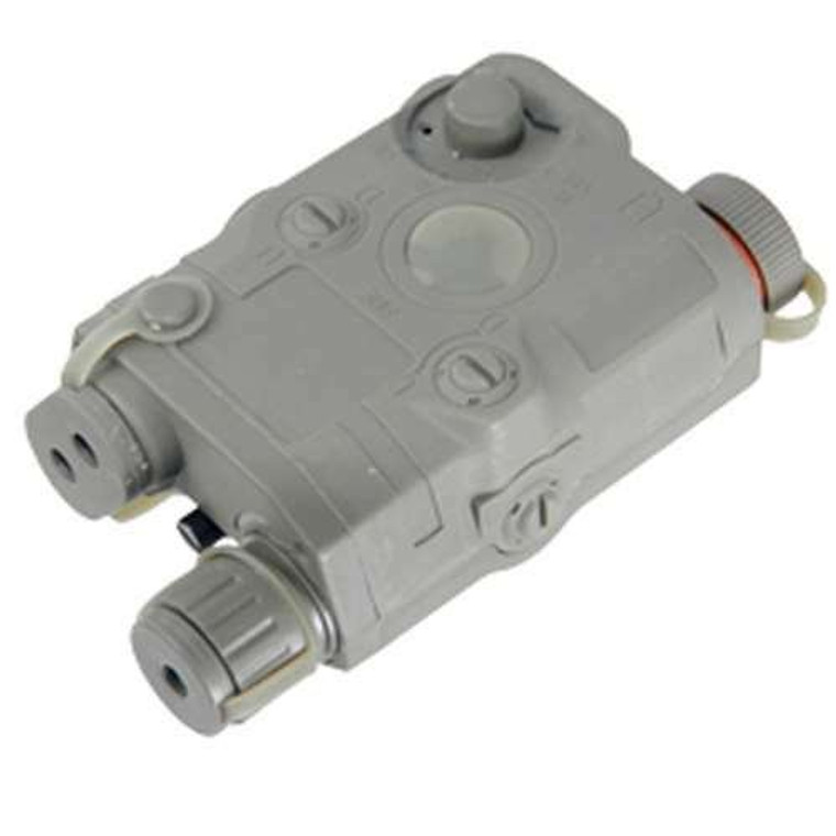 Airsoft Battery Case Box Dummy AN / PEQ 15 - Fits most standard  rails - CA-759G