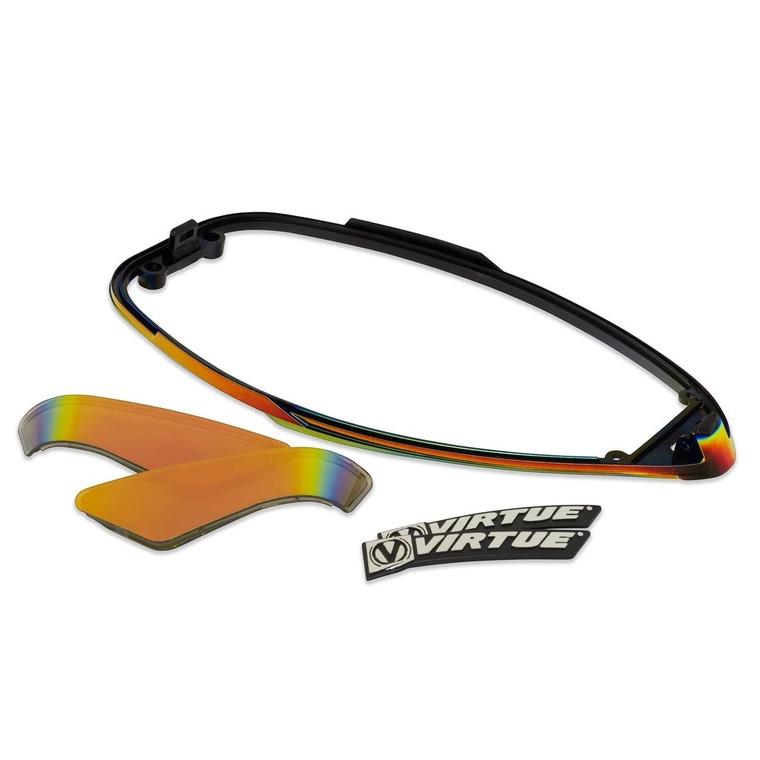 Virtue Spire III / IV Color Kit for Spire 3 & 4 Paintball Loader / Hoppers - Chromatic Fire