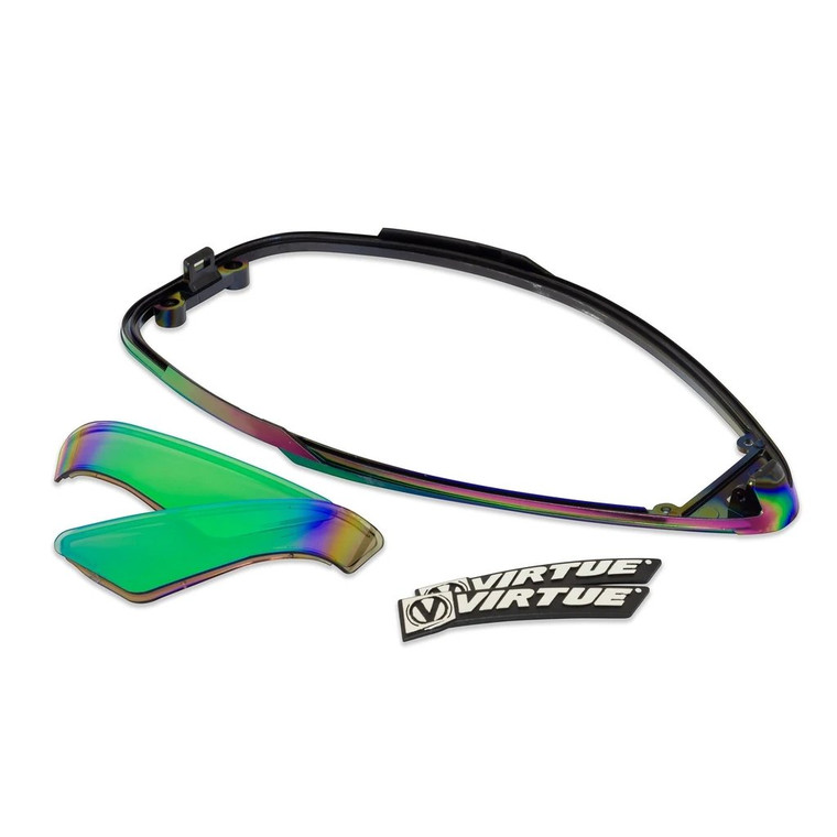Virtue Spire III / IV Color Kit for Spire 3 & 4 Paintball Loader / Hoppers - Chromatic Emerald