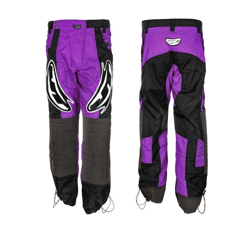 JT Paintball 15 Year Anniversary Team Edition Pants - Purple - XS
