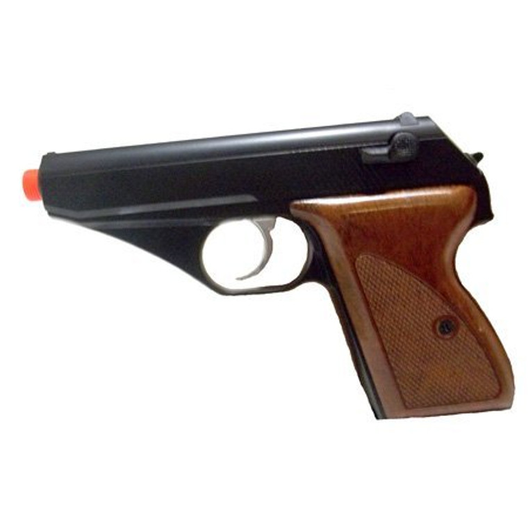 New HFC HG-106B Black Green Gas Powered Airsoft BB Gun Pistol