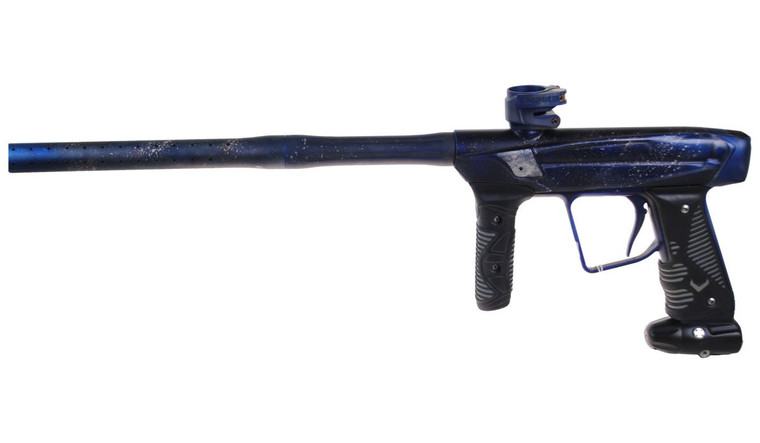 Used Empire Vanquish SSX Paintball Marker w/ Case - Custom Anno