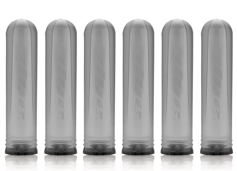 6 PACK - Dye Alpha Paintball Pod - 150 Round Paintball Pods - Smoke