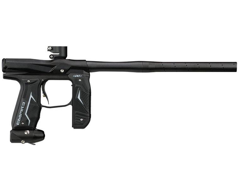 Empire Axe 2.0 Paintball Gun Marker - Dust Black / Dust Black