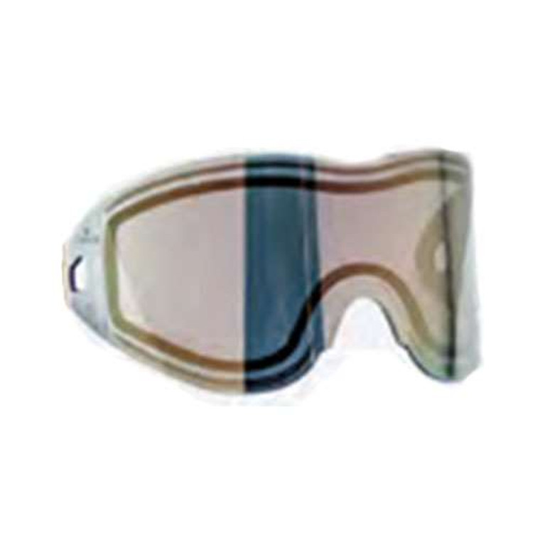 Empire Vents Replacement Antifog Thermal Lense For Paintball Mask - Gold Mirror