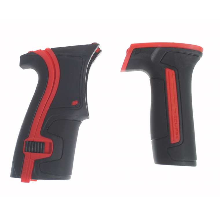 CS2 GRIP KIT for Planet Eclipse GEO CS1 CS1.5 CS2 Grips Paintball Guns - Red
