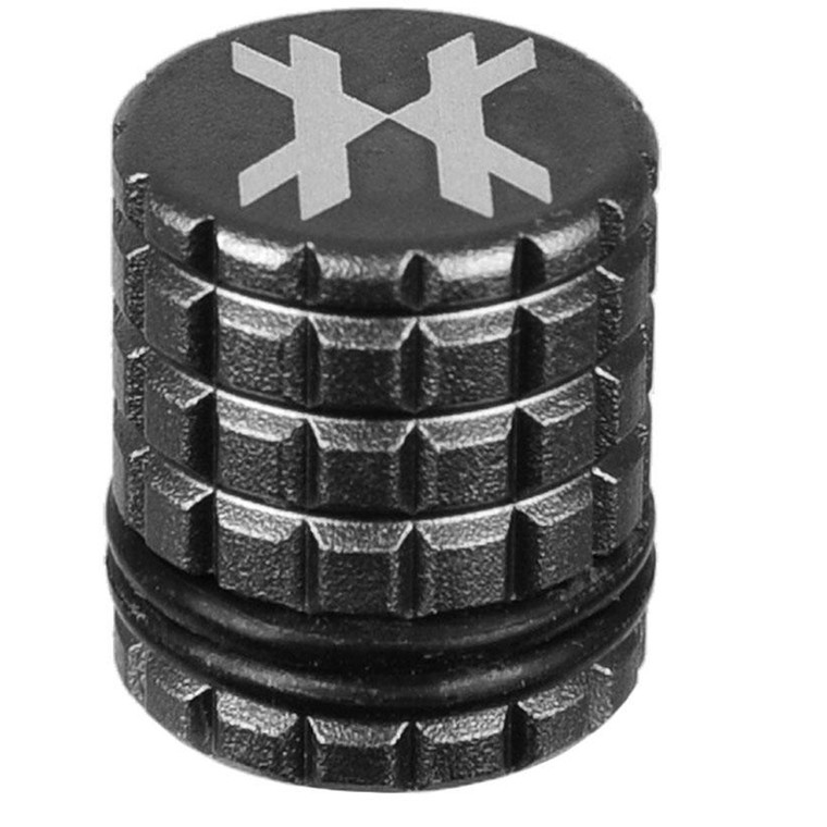HK Army Paintball Tank - HPA / N2 - Fill Nipple Cover - Pewter