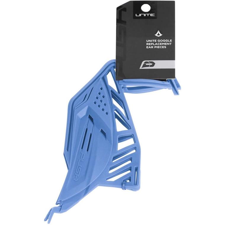 PUSH Unite Paintball Goggle / Mask Soft Ears Pieces - Light Blue