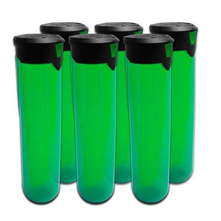 6 PACK - VIRTUE PF165 PAINTBALL POD 6 PACK - LIME