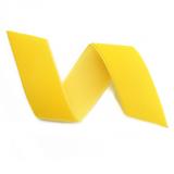 Yellow Swiss Velvet Ribbon