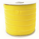 Wholesale Yellow Velvet Ribbon Spool Such Good Supply-  Yellow Velvet Ribbon by the spool