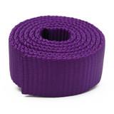 purple nylon webbing by the yard heavy duty purple nylon dog collar webbing by the yard