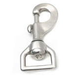 stainless steel leash clip 3/4 inch wholesale leash hardware