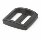 3/4 inch slip lock - 3/4 inch plastic double loop slider