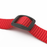 5/8 inch plastic tri slide with webbing