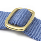 1 inch brass trislide on webbing