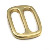 solid brass tri glide 1 inch