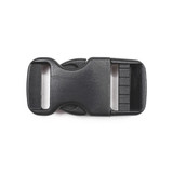 3/4 Inch black plastic side release buckles discount side release buckle